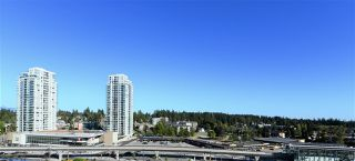"Photo 1: 1509 520 COMO LAKE Avenue in Coquitlam: Coquitlam West Condo for sale in ""THE CROWN"" : MLS®# R2201755"