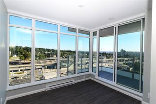 "Photo 3: 1509 520 COMO LAKE Avenue in Coquitlam: Coquitlam West Condo for sale in ""THE CROWN"" : MLS®# R2201755"