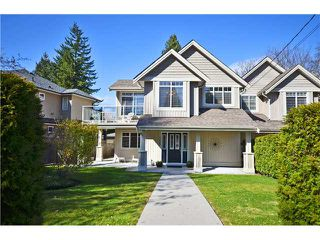 Photo 8: 725 LEA AV in Coquitlam: Coquitlam West House 1/2 Duplex for sale : MLS®# V998666