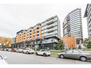 "Photo 1: 705 8488 CORNISH Street in Vancouver: S.W. Marine Condo for sale in ""CORNISH ESTATES"" (Vancouver West)  : MLS®# R2219070"