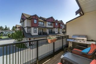 Photo 18: 35 7168 179TH STREET in Surrey: Cloverdale BC Townhouse for sale (Cloverdale)  : MLS®# R2168940
