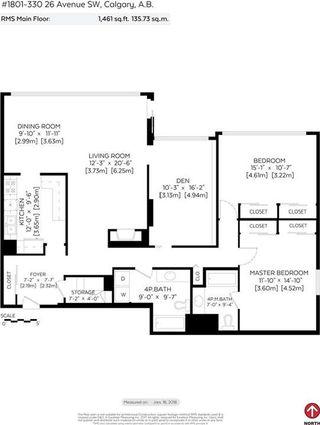 Photo 44: 1801 330 26 Avenue SW in Calgary: Mission Condo for sale : MLS®# C4163524