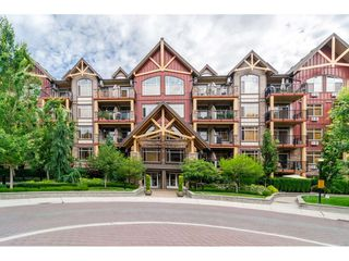"Photo 1: 154 8328 207A Street in Langley: Willoughby Heights Condo for sale in ""Yorkson Creek"" : MLS®# R2252850"