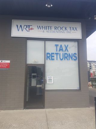Photo 1: 1527 JOHNSTON Road: White Rock Office for lease (South Surrey White Rock)  : MLS®# C8018936