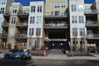 Main Photo: 320 10531 117 Street in Edmonton: Zone 08 Condo for sale : MLS®# E4119238