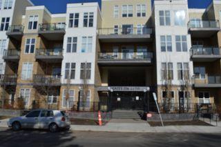 Main Photo: 320 10531 117 Street in Edmonton: Zone 08 Condo for sale : MLS®# E4119238