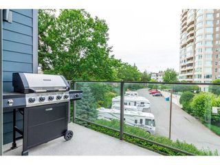 "Photo 16: 308 3090 GLADWIN Road in Abbotsford: Central Abbotsford Condo for sale in ""Hudson's Loft"" : MLS®# R2285973"