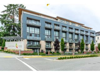 "Photo 1: 308 3090 GLADWIN Road in Abbotsford: Central Abbotsford Condo for sale in ""Hudson's Loft"" : MLS®# R2285973"