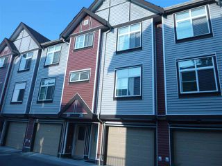 """Photo 1: 38 9405 121 Street in Surrey: Queen Mary Park Surrey Townhouse for sale in """"RED LEAF"""" : MLS®# R2294163"""