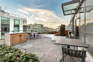 "Photo 26: 305 1678 PULLMAN PORTER Street in Vancouver: False Creek Condo for sale in ""NAVIO NORTH"" (Vancouver West)  : MLS®# R2327377"