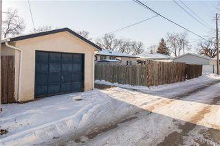 Photo 18: 453 Harold Avenue West in Winnipeg: West Transcona Residential for sale (3L)  : MLS®# 1831529