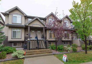 Main Photo: 31 4731 TERWILLEGAR Common NW in Edmonton: Zone 14 Townhouse for sale : MLS®# E4139042