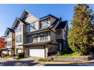"Photo 1: 67 19932 70TH Avenue in Langley: Willoughby Heights Townhouse for sale in ""Summerwood"" : MLS®# R2329500"