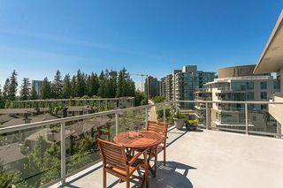 "Photo 13: 1001-03 9262 UNIVERSITY Crescent in Burnaby: Simon Fraser Univer. Condo for sale in ""NOVO TWO"" (Burnaby North)  : MLS®# R2332044"