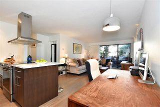 Photo 8: 105 2125 W 2ND Avenue in Vancouver: Kitsilano Condo for sale (Vancouver West)  : MLS®# R2333421