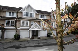 "Photo 1: 18 19141 124 Avenue in Pitt Meadows: Mid Meadows Townhouse for sale in ""MEADOWVIEW ESTATES"" : MLS®# R2335266"