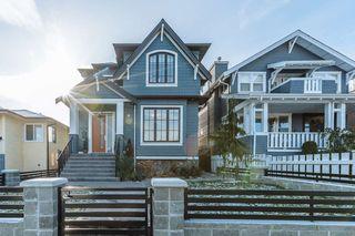 "Main Photo: 4256 ETON Street in Burnaby: Vancouver Heights House for sale in ""Vancouver Heights"" (Burnaby North)  : MLS®# R2340830"