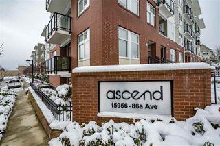 Photo 18: 417 15956 86A Avenue in Surrey: Fleetwood Tynehead Condo for sale : MLS®# R2340964
