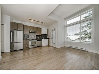 Main Photo: 417 15956 86A Avenue in Surrey: Fleetwood Tynehead Condo for sale : MLS®# R2340964