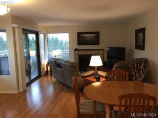 Photo 1: 402 3274 Glasgow Avenue in VICTORIA: SE Quadra Condo Apartment for sale (Saanich East)  : MLS®# 405924
