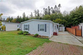 Photo 1: 10 7109 West Coast Rd in SOOKE: Sk John Muir Manufactured Home for sale (Sooke)  : MLS®# 808287
