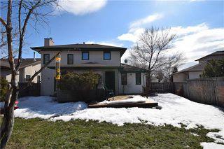Photo 20: 125 Ragsdill Road in Winnipeg: North Kildonan Residential for sale (3G)  : MLS®# 1906988