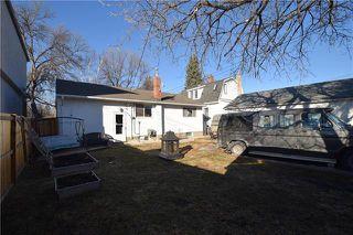 Photo 20: 316 Linden Avenue in Winnipeg: East Kildonan Residential for sale (3D)  : MLS®# 1908689