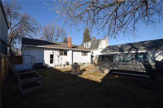 Photo 19: 316 Linden Avenue in Winnipeg: East Kildonan Residential for sale (3D)  : MLS®# 1908689