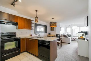 """Photo 4: 419 4833 BRENTWOOD Drive in Burnaby: Brentwood Park Condo for sale in """"MACDONALD HOUSE AT BRENTWOOD GATE"""" (Burnaby North)  : MLS®# R2375902"""