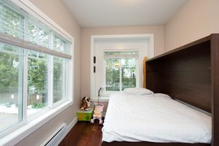 "Photo 9: 101 3333 DEWDNEY TRUNK Road in Port Moody: Port Moody Centre Townhouse for sale in ""CENTREPOINT"" : MLS®# R2378597"