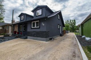 Photo 2: 74 Hindley Avenue in Winnipeg: St Vital Residential for sale (2D)  : MLS®# 1916584