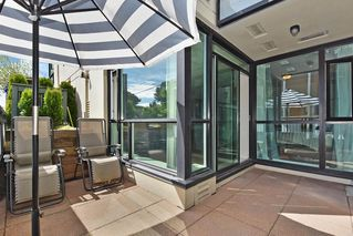 "Photo 15: 106 2515 ONTARIO Street in Vancouver: Mount Pleasant VW Condo for sale in ""ELEMENTS"" (Vancouver West)  : MLS®# R2385133"