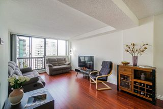 "Photo 3: 1202 620 SEVENTH Avenue in New Westminster: Uptown NW Condo for sale in ""CHARTER HOUSE"" : MLS®# R2417780"