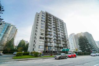 "Photo 1: 1202 620 SEVENTH Avenue in New Westminster: Uptown NW Condo for sale in ""CHARTER HOUSE"" : MLS®# R2417780"