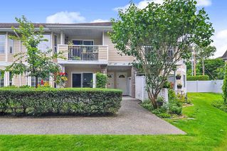"Main Photo: 225 5641 201 Street in Langley: Langley City Townhouse for sale in ""The Huntington"" : MLS®# R2473475"