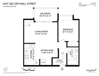 """Photo 16: 202 2211 WALL Street in Vancouver: Hastings Condo for sale in """"Pacific Landing"""" (Vancouver East)  : MLS®# R2482210"""