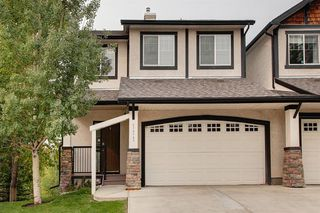 Main Photo: 111 Tuscany Springs Landing NW in Calgary: Tuscany Semi Detached for sale : MLS®# A1056967