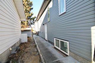 Photo 45: 10332 159 Street in Edmonton: Zone 21 House Half Duplex for sale : MLS®# E4224063
