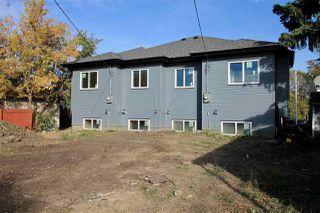 Photo 47: 10332 159 Street in Edmonton: Zone 21 House Half Duplex for sale : MLS®# E4224063