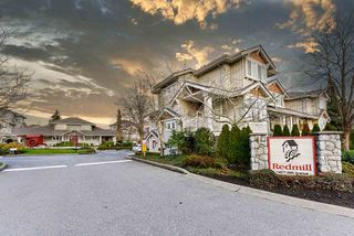 """Photo 1: 79 14877 58 Avenue in Surrey: Sullivan Station Townhouse for sale in """"Redmill"""" : MLS®# R2526859"""