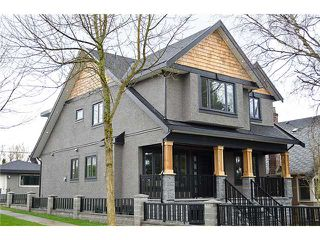 Main Photo: 806 W 24TH Avenue in Vancouver: Cambie House for sale (Vancouver West)  : MLS®# V939327