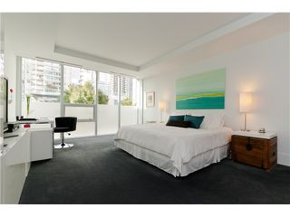 "Photo 5: 1510 HOMER ME in Vancouver: Yaletown Townhouse for sale in ""THE ERICKSON"" (Vancouver West)  : MLS®# V977494"
