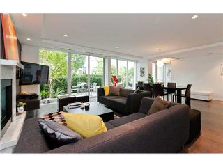 "Photo 3: 1510 HOMER ME in Vancouver: Yaletown Townhouse for sale in ""THE ERICKSON"" (Vancouver West)  : MLS®# V977494"