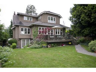 Photo 10: 3450 EAST Boulevard in Vancouver: Shaughnessy House for sale (Vancouver West)  : MLS®# V987918