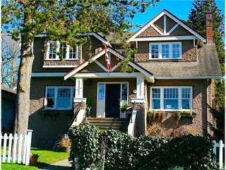Photo 1: 3450 EAST Boulevard in Vancouver: Shaughnessy House for sale (Vancouver West)  : MLS®# V987918