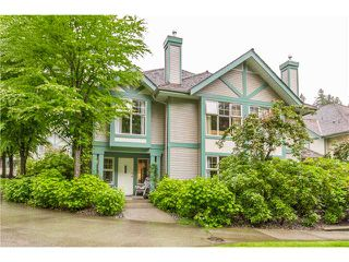 Photo 1: # 66 65 FOXWOOD DR in Port Moody: Heritage Mountain Condo for sale : MLS®# V1010083