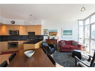 Photo 5: # 1205 1050 SMITHE ST in Vancouver: West End VW Condo for sale (Vancouver West)  : MLS®# V1019415