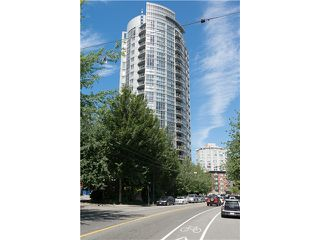 Photo 1: # 1205 1050 SMITHE ST in Vancouver: West End VW Condo for sale (Vancouver West)  : MLS®# V1019415