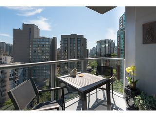 Photo 10: # 1205 1050 SMITHE ST in Vancouver: West End VW Condo for sale (Vancouver West)  : MLS®# V1019415