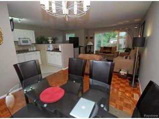 Photo 6: 75 Harrowby Avenue in WINNIPEG: St Vital Residential for sale (South East Winnipeg)  : MLS®# 1413266